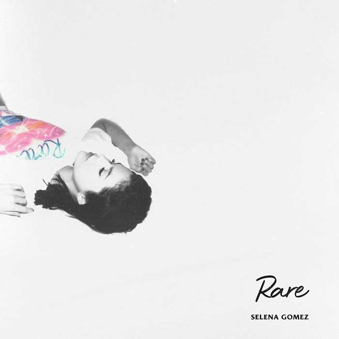 copertina versione standard album Rare