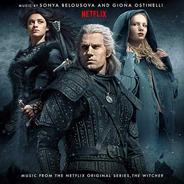 The Witcher colonna sonora serie netflix