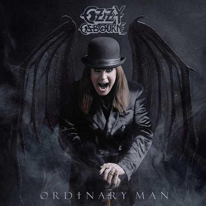 copertina album Ordinary Man