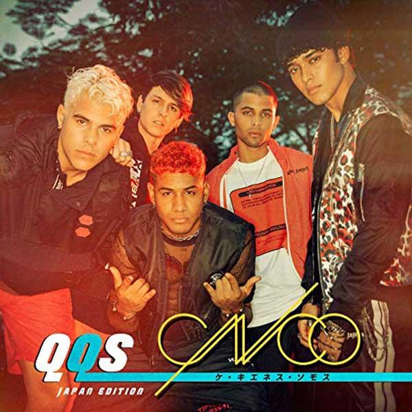 copertina album Que Quiénes Somos Edizione giapponese