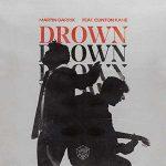 copertina canzone drown