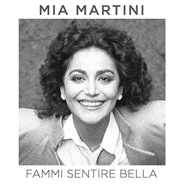 Fammi sentire bella copertina canzone mia martini
