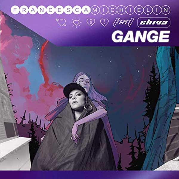 GANGE copertina canzone
