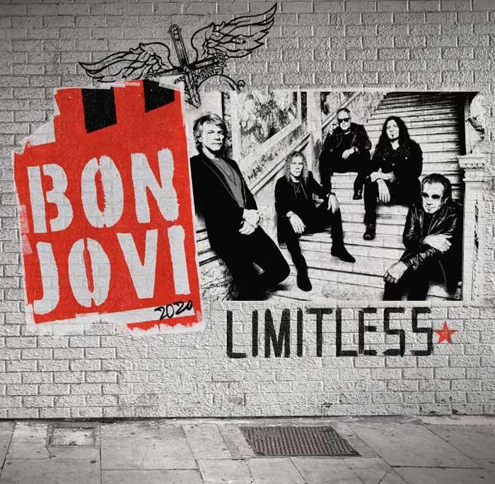 copertina canzone limitess
