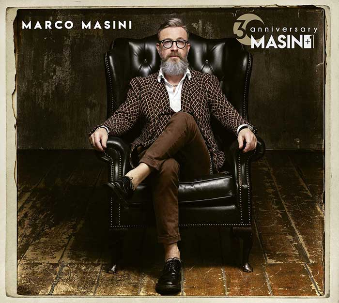 copertina album Masini +1 30esimo anniversario