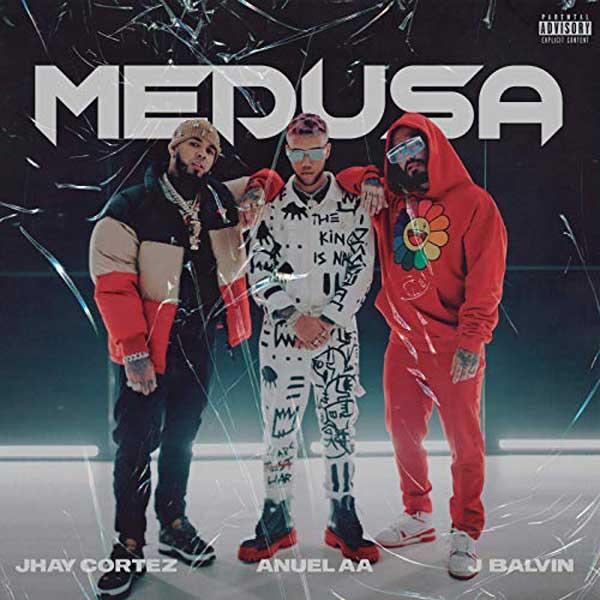 copertina canzone medusa