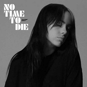copertina canzone No Time To Die