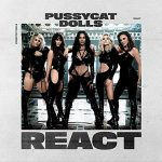 react copertina brano