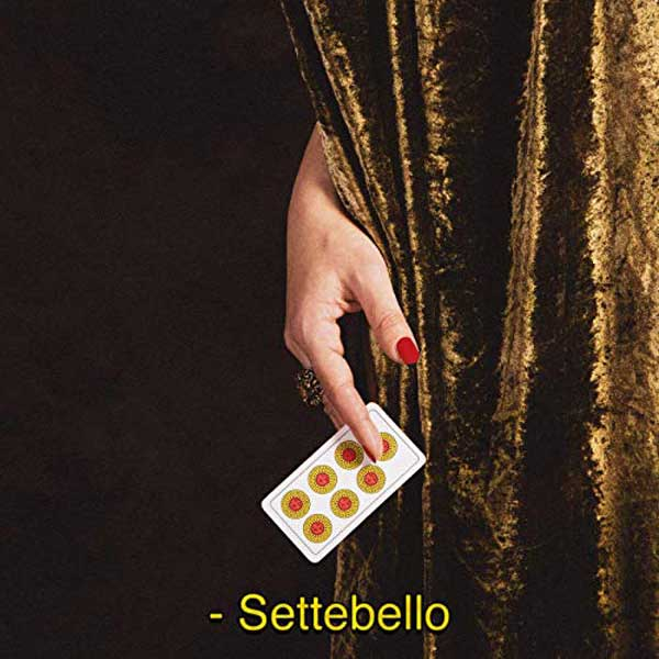 copertina canzone settebello