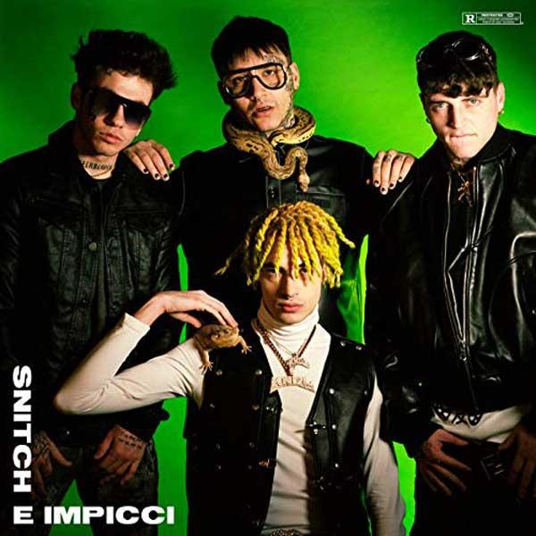 Snitch E Impicci copertina brano