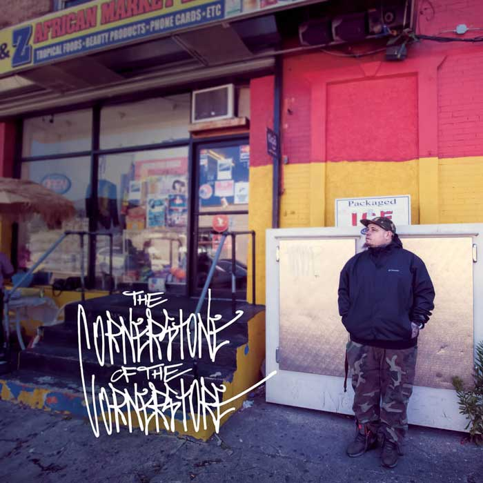 copertina album The Cornerstone of the Corner Store