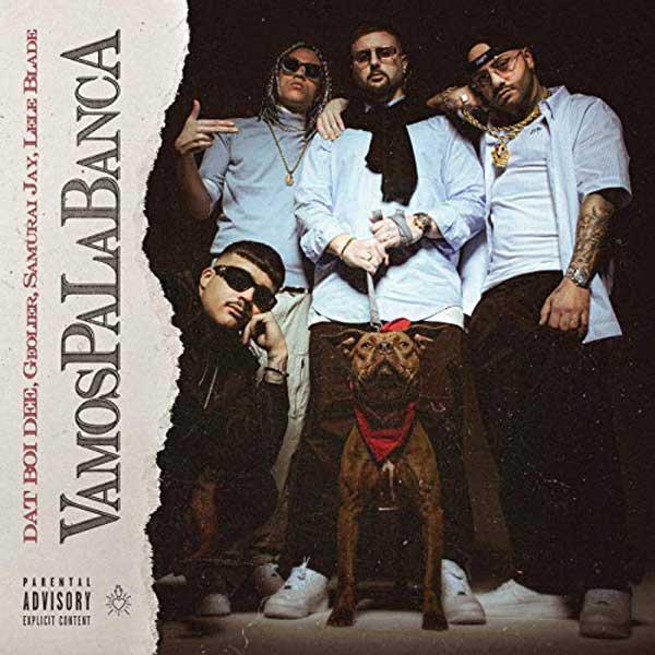 copertina canzone Vamos Pa La Banca