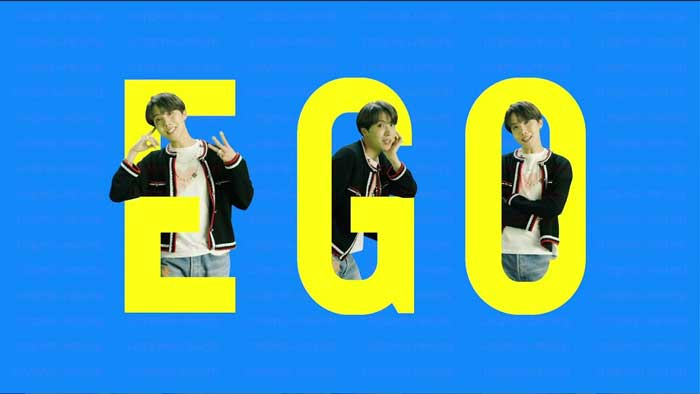 anteprima video ego by bts