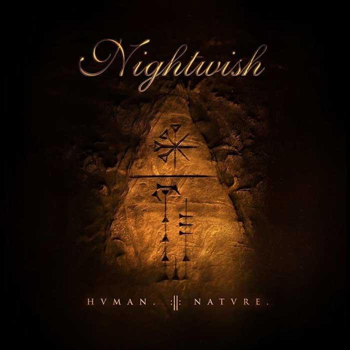copertina album hvman natvre