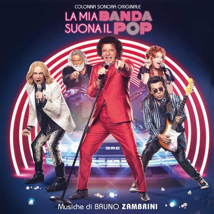 copertina colonna sonora la mia banda suona il pop