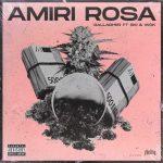amiri rosa copertina brano