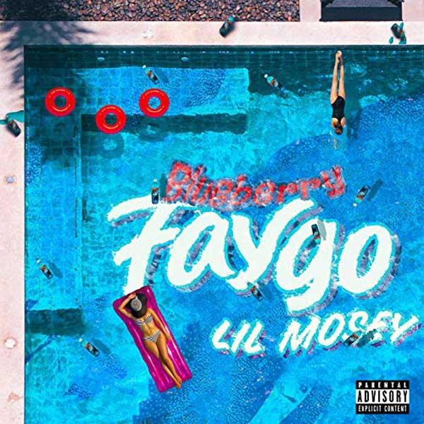 Blueberry Faygo copertina brano