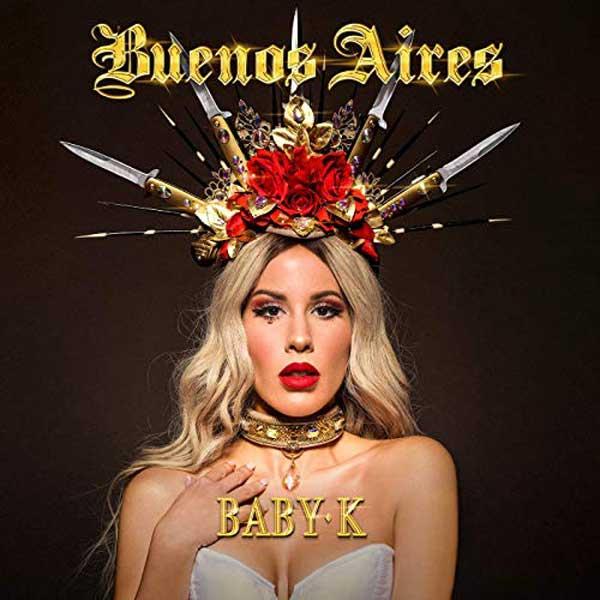 Buenos Aires copertina canzone