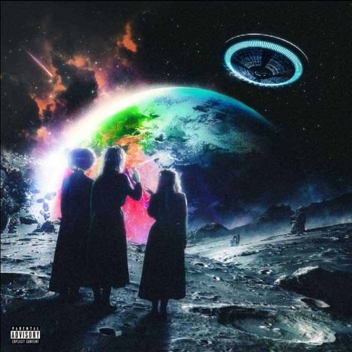 copertina album Eternal Atake