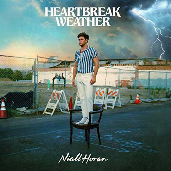 copertina album Heartbreak Weather