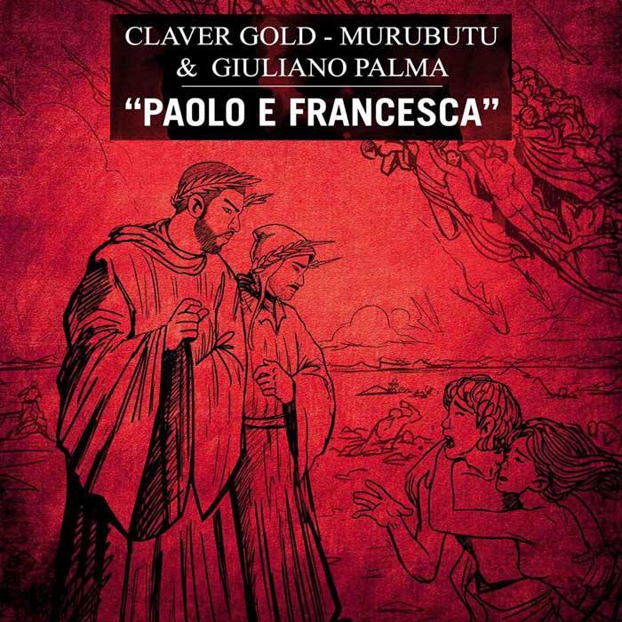 paolo e francesca copertina brano Murubutu