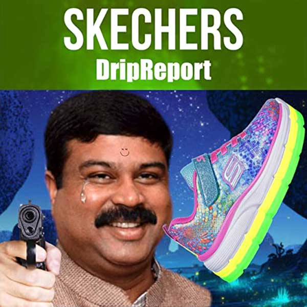 Skechers copertina brano