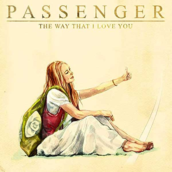 The Way That I Love You copertina brano