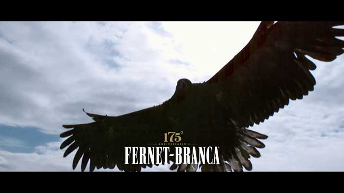 pubblicità Fernet Branca 2020