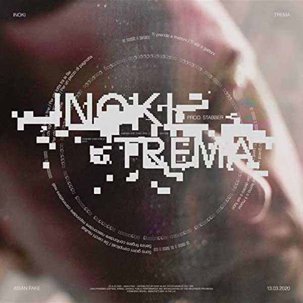 trema copertina canzone inoki