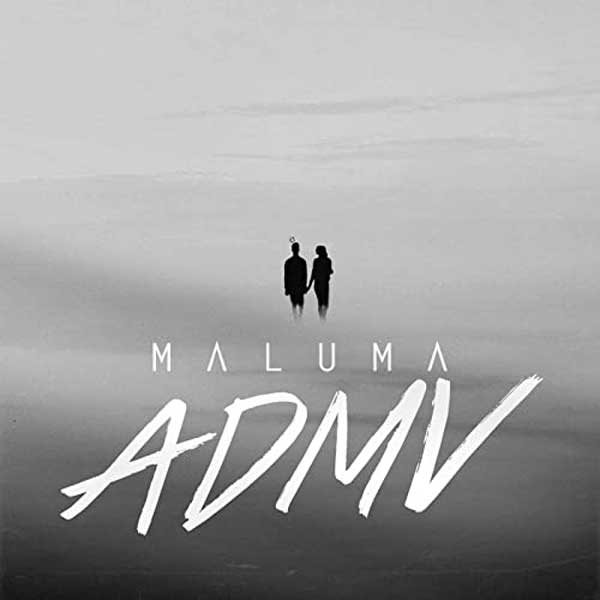 copertina canzone ADMV by maluma