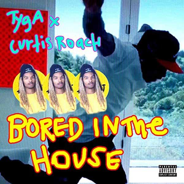 Bored In The House copertina brano