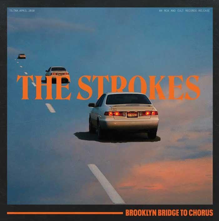 Brooklyn Bridge to Chorus copertina brano