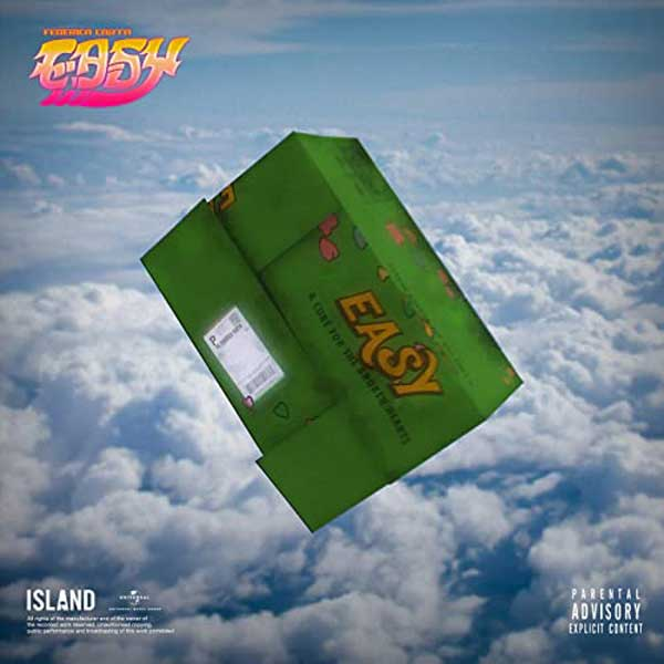copertina canzone easy by federica carta