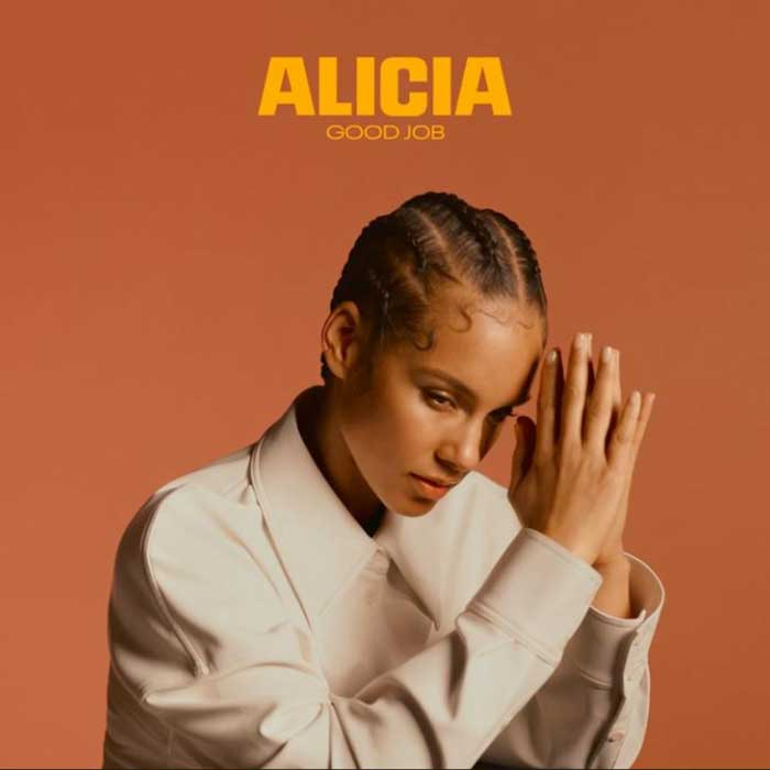 Good Job copertina brano Alicia Keys