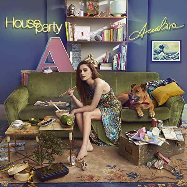 copertina brano house party