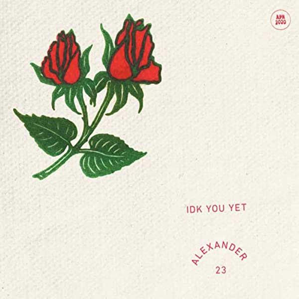IDK You Yet copertina canzone