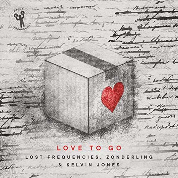 copertina canzone love to go