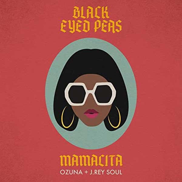 copertina canzone mamacita black eyed peas