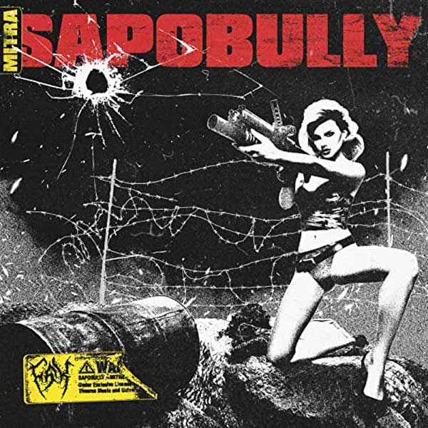 Mitra copertina canzone Sapobully