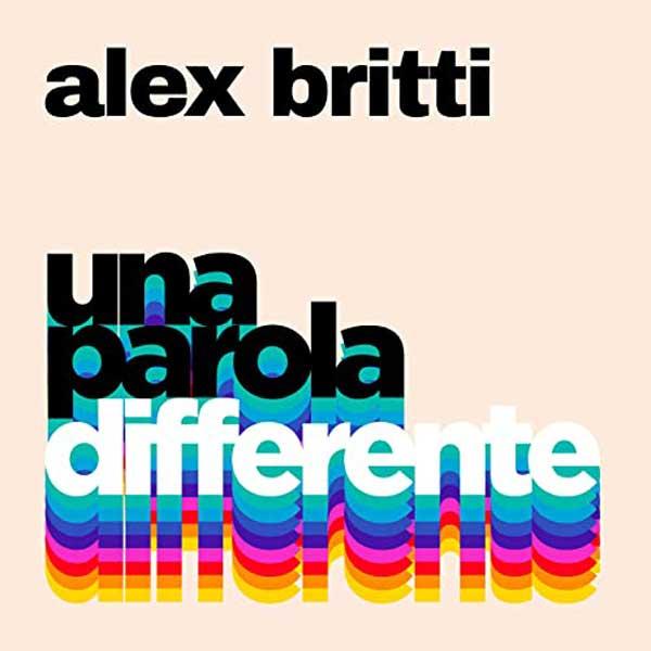 Una parola differente copertina brano britti