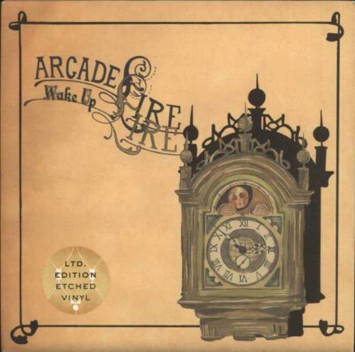 Wake Up copertina brano arcade fire