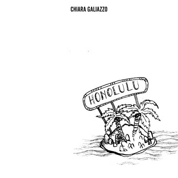 copertina brano Honolulu by chiara