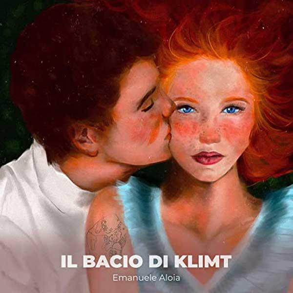 copertina canzone il bacio di klimt emanuele aloia