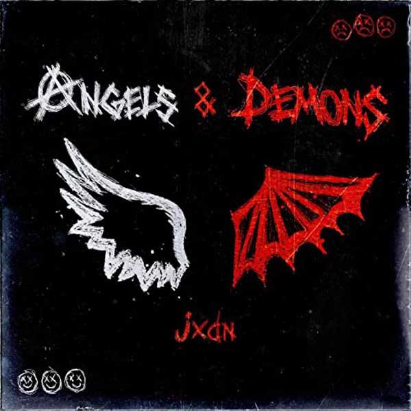 copertina brano Angels & Demons jaden