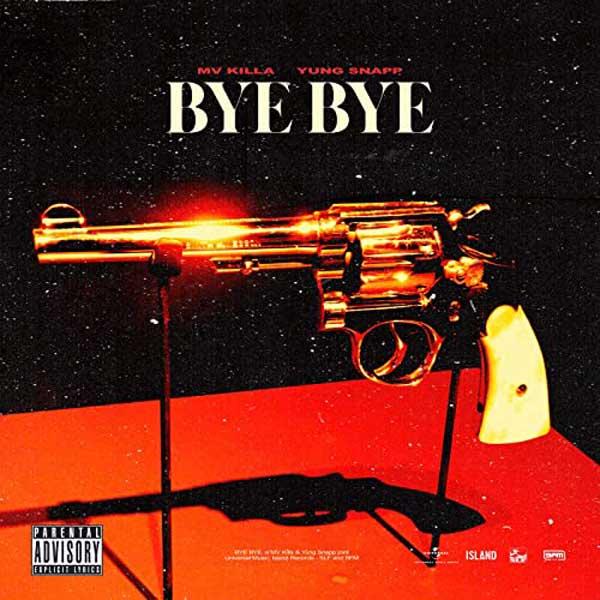 copertina canzone bye bye killa