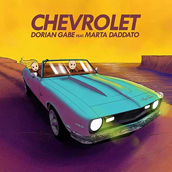 copertina brano Chevrolet