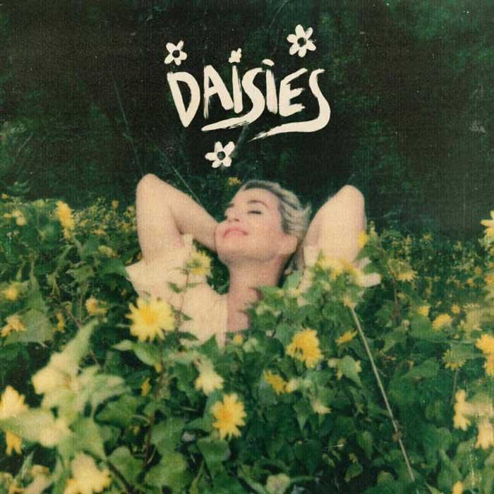 Daisies copertina canzone katy perry