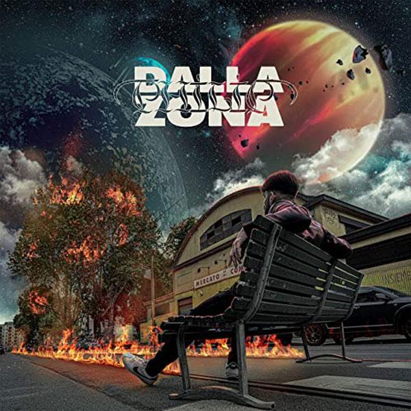 copertina album Dalla Zona