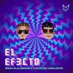 copertina canzonw El Efecto by Rauw Alejandro