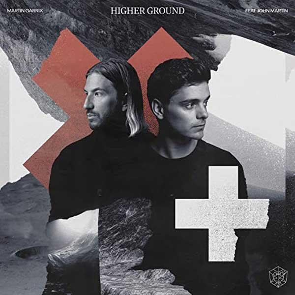 copertina brano Higher Ground